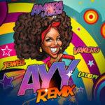 Amara La Negra Ft. Jowell, Vakero, La Delfy - AYY MP3