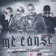 Angel y Khriz Ft. Baby Rasta y Gringo - Me Canse (Remix) MP3