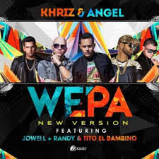 Angel y Khriz Ft. Jowell y Randy, Tito El Bambino - Wepa (Remix) MP3