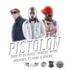 Arcangel Ft. Yaga & Mackie - El Pistolon MP3