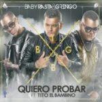 Baby Rasta y Gringo Ft. Tito El Bambino - Quiero Probar MP3