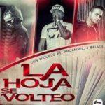 Don Miguelo Ft. J Balvin, Arcangel - La Hoja Se Volteo MP3