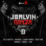 J Balvin Ft. Daddy Yankee, Arcangel & Varios Artistas - Ginza (Remix) MP3