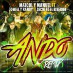 Maicol Y Manuel Ft. Jowell Y Randy - Ando MP3