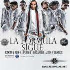 Plan B Ft. Zion Y Lennox, Arcangel, RKM Y Ken-Y - La Formula Sigue