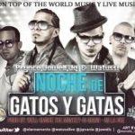 Prynce El Armamento Ft. Jowell, JQ, Watussi - Noche de Gatos y Gatas MP3