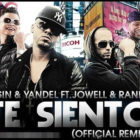 Wisin Y Yandel Ft. Jowell Y Randy, Franco El Gorilla - Te Siento (Remix) MP3