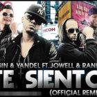 Wisin Y Yandel Ft. Jowell Y Randy, Franco El Gorilla - Te Siento (Remix) MP3
