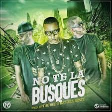 Algenis Ft. Caldona y The Red Boy - No Te La Busques MP3