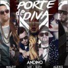 Andino Ft. Maldy, Luigi 21 Plus y Alexis - Porte De Diva MP3