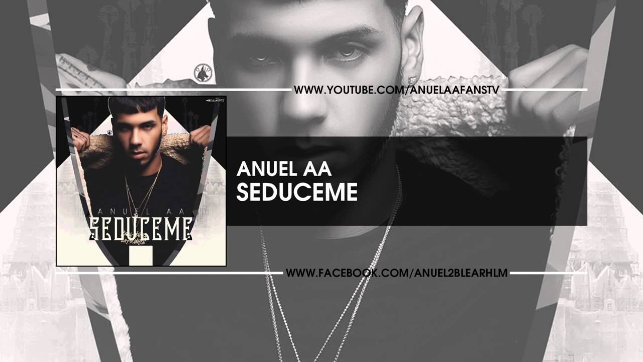 Anuel AA - Seduceme (Drums Version)