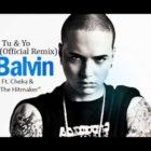 Cheka Ft. Juno Y J Balvin - Solos Tu Y Yo Remix