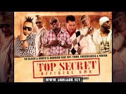 Cosculluela Ft. Guayo El Bandido, OG Black, Opi, Yaviah, Yomo - Top Secret (Remix) MP3