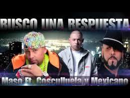 Cosculluela Ft. Maso y Mexicano - Busco Una Respuesta (Reggaeton Version) MP3