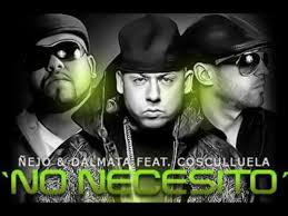 Cosculluela Ft. Nejo y Dalmata - No Necesito (Remix) MP3