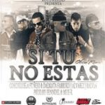 Cosculluela - Si Tu No Estas (Remix) MP3