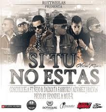 Cosculluela - Si Tu No Estas (Remix) MP3