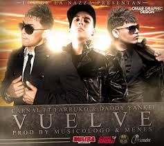Daddy Yankee Ft. Carnal y Farruko - Vuelve MP3