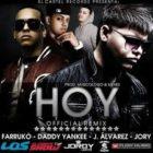 Daddy Yankee Ft. Farruko, Jory, J Alvarez - Hoy (Remix) MP3