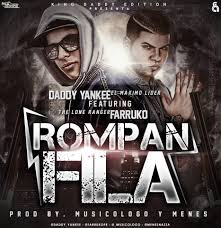 Daddy Yankee Ft. Farruko - Suena La Alarma MP3