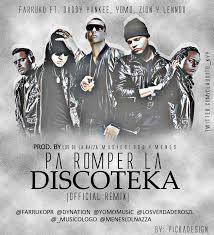 Pa' romper la discoteca by extra latino on amazon music amazon. Com.