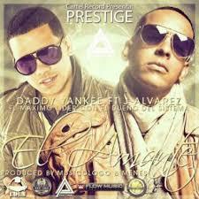Daddy Yankee Ft. J Alvarez, El Mas Fino - El Amante (Electro Dance) MP3