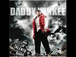 Daddy Yankee - Talento De Barrio MP3