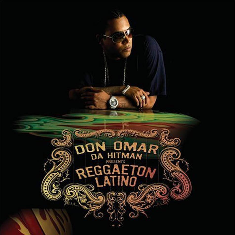 Don Omar Da HitMan Presents Reggaeton Latino Album