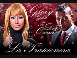 Don Omar Ft. Glory - La Traicionera MP3