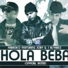 Farruko Ft. J Alvarez y Jory - Hola Beba MP3