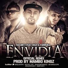 Farruko Ft. Kelmitt y D.OZi - Envidia (Remix) MP3