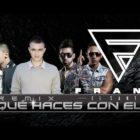 Frank El Santo Ft. Kevin Roldan, Sonny Y Vaech - Que Haces Con El Remix