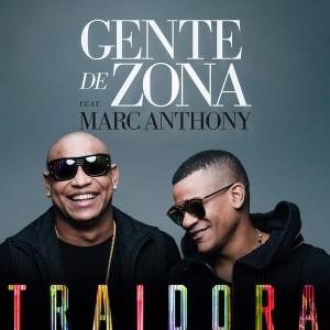 Gente De Zona Ft. Marc Anthony - Traidora