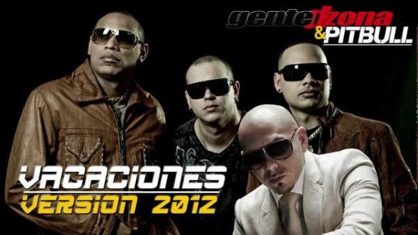 Gente De Zona Ft. Pitbull - Vacaciones Remix