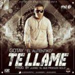 Gotay El Autentiko - Te Llame MP3