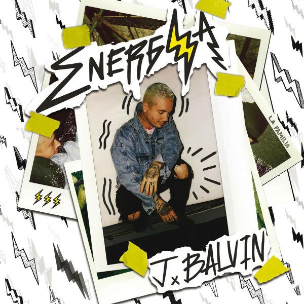 J Balvin - Energia 2016