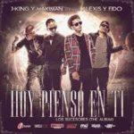 J-King Y Maximan Ft. Alexis Y Fido - Pienso En Ti MP3