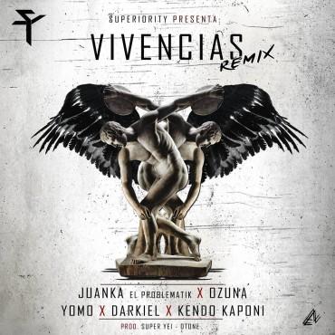 Juanka El Problematik Ft Ozuna, Yomo, Darkiel Y Kendo Kaponi - Vivencias Remix