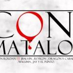 Kevin Roldan Ft. J Balvin, Reykon, Dragon Y Caballero, Maluma, Jay Y El Punto - Con Flow Matalo