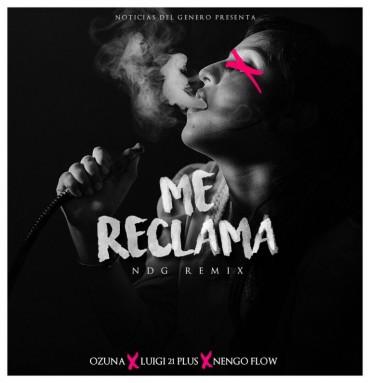 Lui-G 21 Plus Ft. Ozuna Y Ñengo Flow - Me Reclama Remix