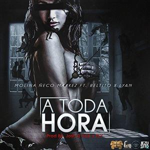 Molina Ft Ñeco, Markez, Lyan & Beltito - A Toda Hora MP3