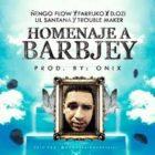 Nengo Flow Ft. Farruko D.OZi Lil Santana Y Trouble Maker - Homenaje A Barbjey MP3