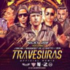 Nicky Jam Ft. Arcangel, De La Ghetto, Zion Y J Balvin - Travesuras Remix