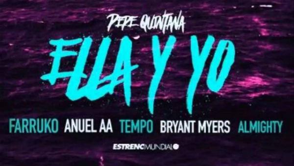 Pepe Quintana Ft Farruko, Anuel AA, Tempo, Almighty Y Bryant Myers - Ella Y Yo