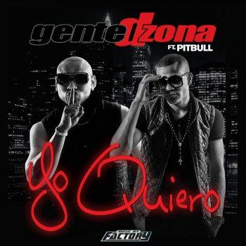 Pitbull Ft. Gente De Zona - Yo Quiero (Si Tu Te Enamoras)