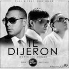 Plan B Ft. Don Omar - Te Dijeron MP3