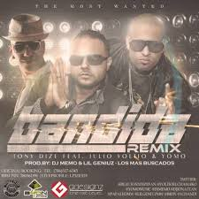 Tony Dize Feat. Yomo y Voltio - Bandida (Remix) MP3