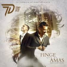 Tony Dize - Finge Que Me Amas MP3