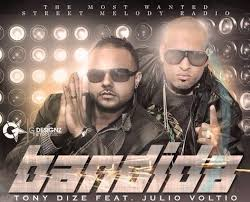 Tony Dize Ft. Voltio - Bandida MP3