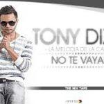 Tony Dize - No Te Vayas MP3